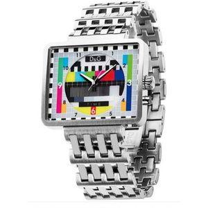 Dolce & Gabbana Time Analog Retro TV Style Watch